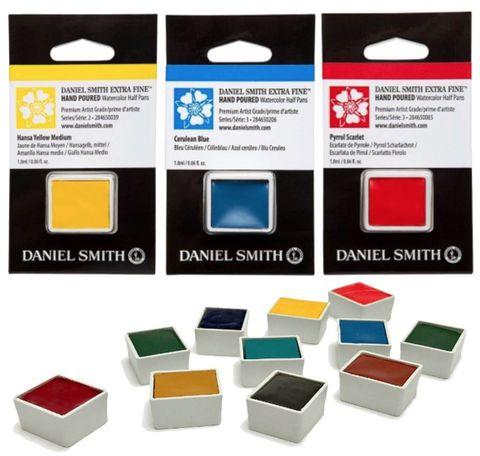 Daniel Smith 1/2 Pan Watercolours