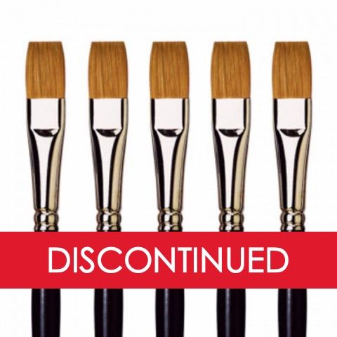 DaVinci Kolinsky Red Sable 1311 Series Brushes