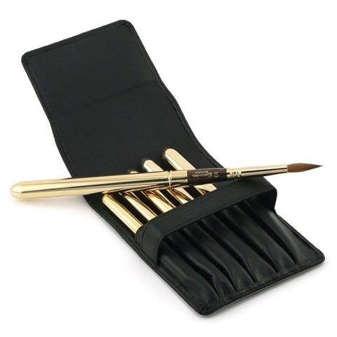 Escoda Reserva Kolinsky Sable Watercolour Brushes