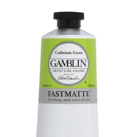 Gamblin Fast Matte Oils 150ml