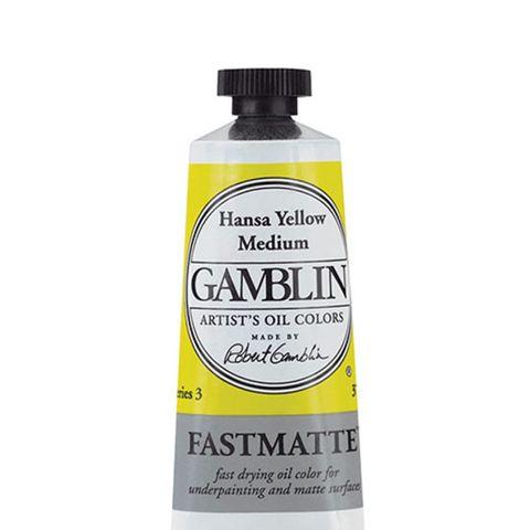Gamblin Fast Matte Oils 37ml