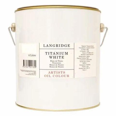 Langridge Handmade 4 Litre Oils