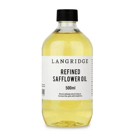 Langridge Refined Safflower Oil