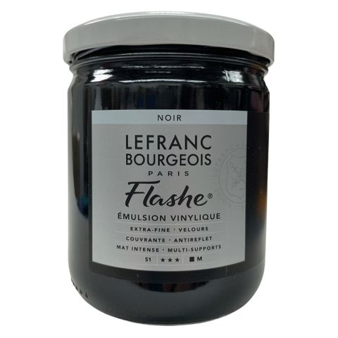 LeFranc & Bourgeois 400ml Flashe Vinyl Colours