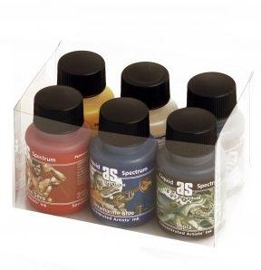 Liquid Art Spectrum Artist Ink Set
