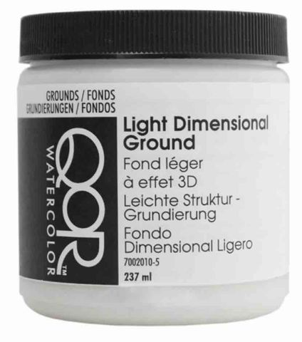 QoR Watercolour Light Dimensional Ground