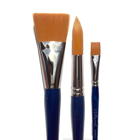 Raphael Kaerell Synthetic Brushes
