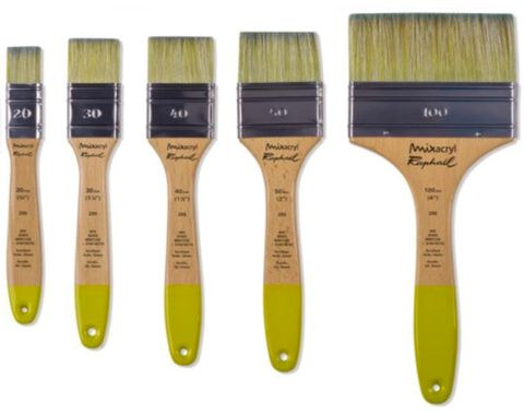 Raphael MIXACRYL Synthetic Brushes
