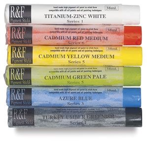 R&F Oil Sticks 38ml