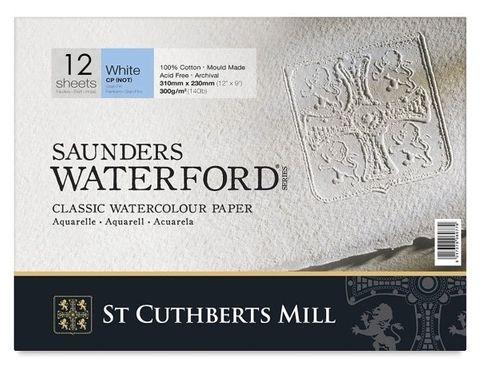 Saunders Watercolour Blocks