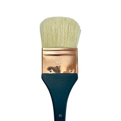 Silver Brush 5403 Atelier Mottler Oval