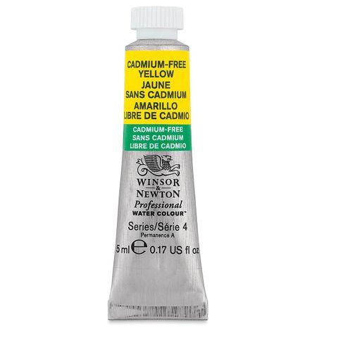 Winsor & Newton Cadmium Free Watercolours 5ml