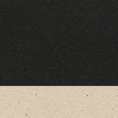 12oz Aus Black Primed Cotton Roll