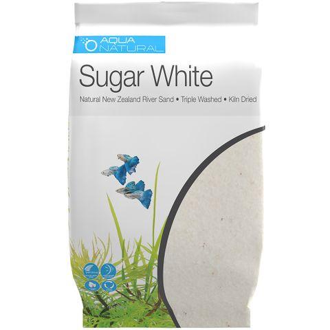 Sugar White Aquarium Sand
