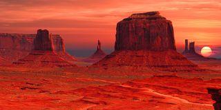 Monument Valley 3 Sizes