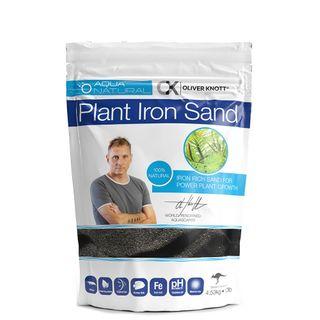 Oliver Plant Iron Sand 4.5kg