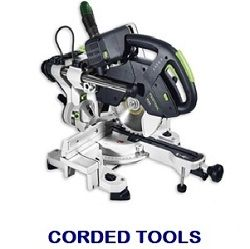 Corded Tools