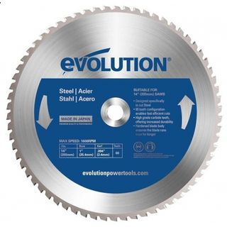METAL CUTOFF SAW BLADES