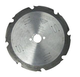 FESTOOL TS/HK 55 DIAMOND SAW BLADE 160mm X2,2/1,6 X 20 Z8