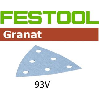 SANDPAPER STF V93/6 P80 GR/50