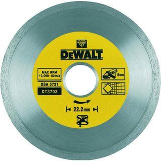 DEWALT 115MM  DIAMOND CUTTING DISC
