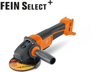 FEIN CCG 18-125BLPD 125MM CORDLESS GRINDER WITH DEADMAN SWITCH