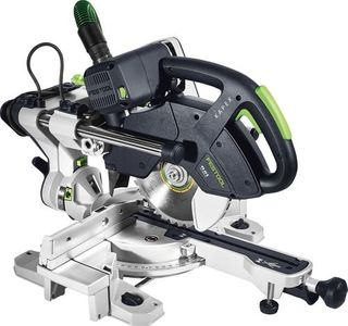 FESTOOL KS 60 E AUS SLIDE COMPOUND MITRE SAW