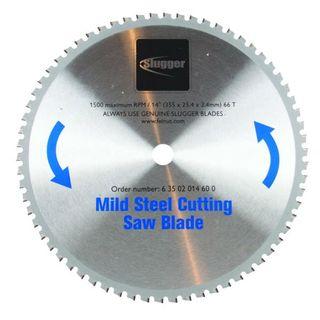"FEIN 63502014600 - 14"" Mild Steel Slugger Saw Blade"