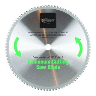 "FEIN 63502014610 - 14"" 80 Teeth Aluminum Slugger Saw Blade"