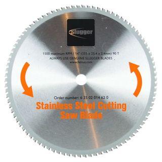 """FEIN 63502014620 - 14"""" 355mm 90 Teeth Slugger Saw Blade"""