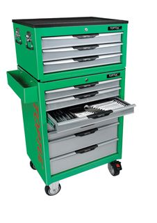 TOPTUL COMPLETE PROFESSIONAL MECHANICAL TOOL SET CHEST