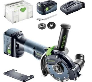 FESTOOL DSC AG 125 FH-PLUS CUTTING SYSTEM KIT