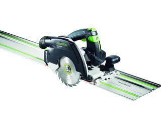 FESTOOL HK 55 EBQ-PLUS SAW +FS 1400 RAIL