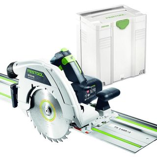 FESTOOL HK 85 SAW + FS 1400 GUIDE RAIL