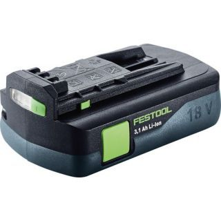 FESTOOL BATTERY BPC 18V 3.1 AH BLUETOOTH