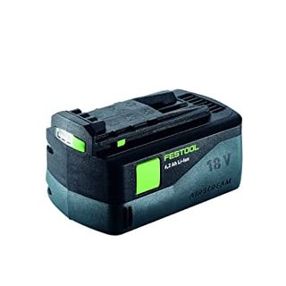 FESTOOL BATTERY BPC 18V 6.2 AH AIRSTREAM