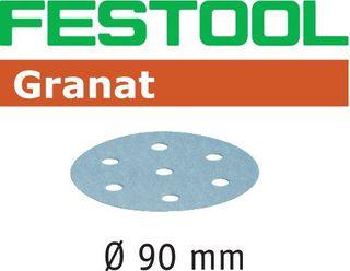 FESTOOL GRANAT D90/6 P400 SANDPAPER GR/100