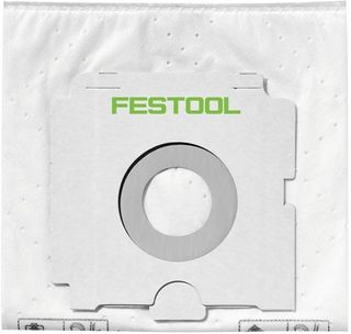 FESTOOL CT 36 SELFCLEAN FILTER BAGS (5 BAGS INCLUDED)
