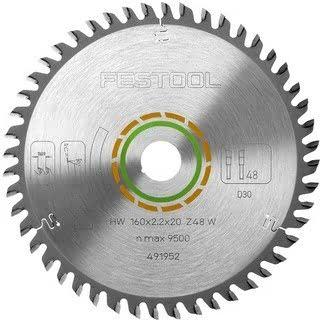 FESTOOL 210X2,6 X 30 TF 60 FOR TS75