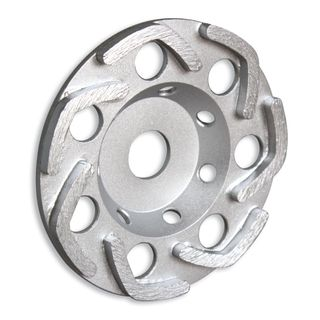 TUSK 180 MM L ROW CUP GRINDING WHEEL