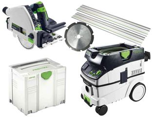 FESTOOL HARDIE & FIBRE CEMENT BOARD CUTTING KIT