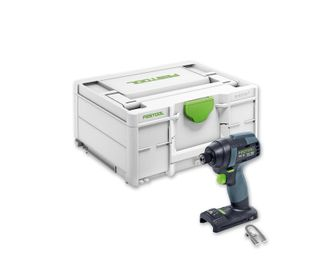 FESTOOL TID 18 IMPACT DRIVER BASIC UNIT
