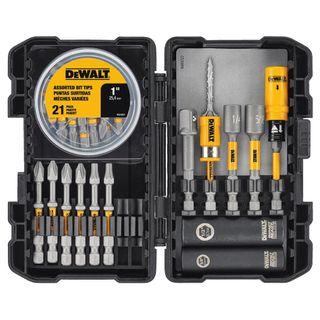 DEWALT 37 PC MAX IMPACT SET