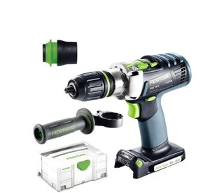 FESTOOL PDC 18/4 LI BASIC PERCUSSION DRILL SKIN ONLY
