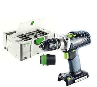 FESTOOL DRC 18/4 LI BASIC DRILL DRIVER SKIN ONLY