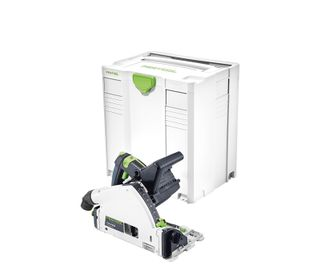 FESTOOL PLUNGE SAW TSC 55 REB LI-BASIC CORDLESS PLUNGE SAW SKIN ONLY