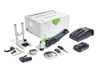 FESTOOL OSCILLATOR OSC 18 KIT SET