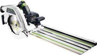 FESTOOL CIRC SAW HK 85 + FSK 420 RAIL SET