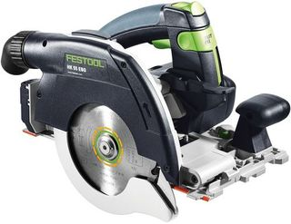 FESTOOL HK 55 EBQ-PLUS SAW ONLY