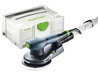 FESTOOL ETS EC 150/5 EQ XSOFT PLUS SANDER IN SYATAINER